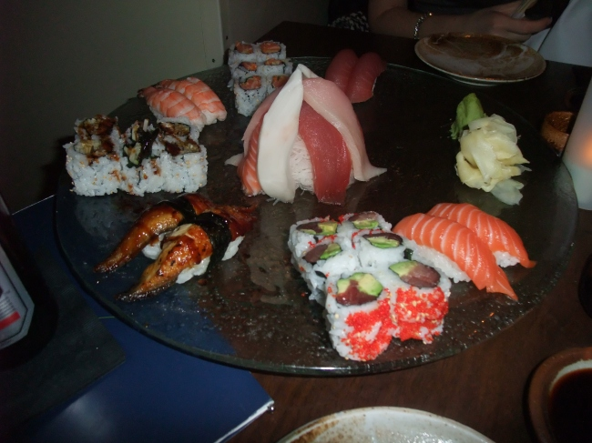 Haru Sushi NYC