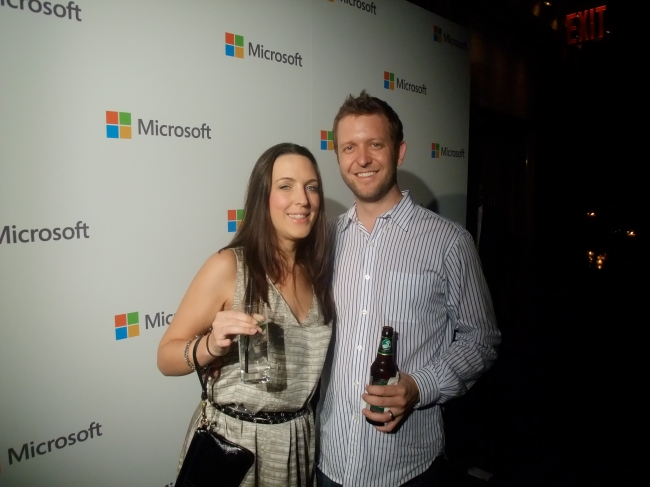 Microsoft Surface Party