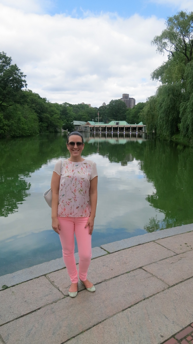 Saturday In Central Park