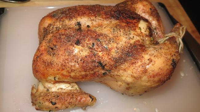 Jon's Famous Engagement Chicken