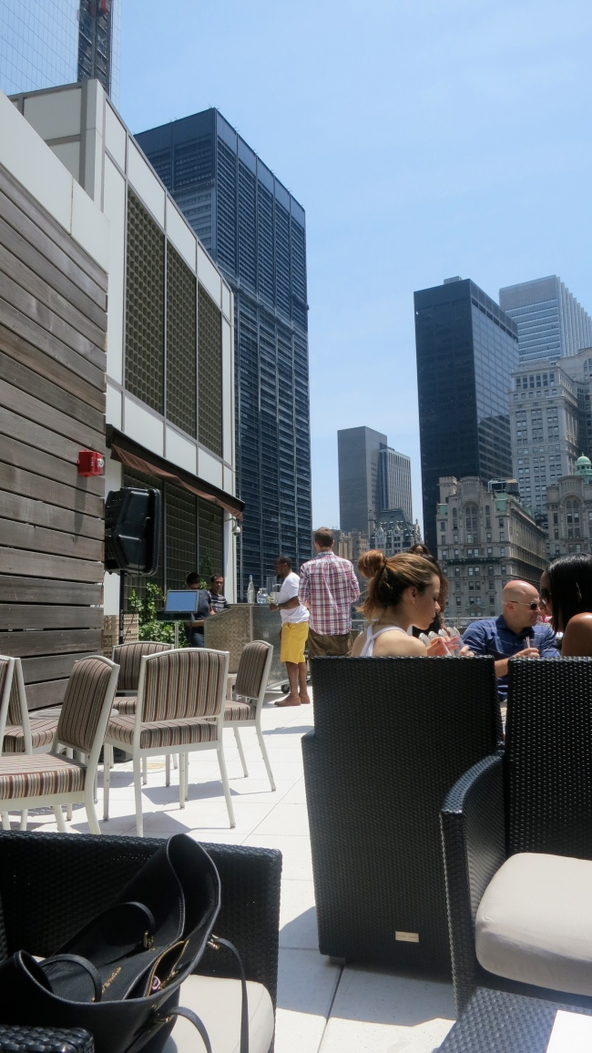 We Own the Summer Rooftop Brunch