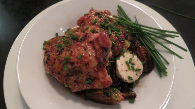 Jon's Famous Tuscan Chicken
