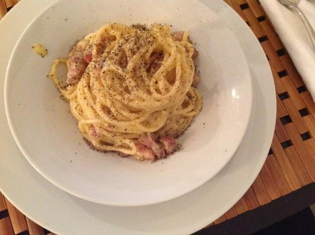 Spaghetti all Carbonara