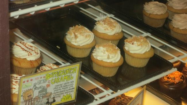 Mollys Cupcakes NYC Cupcake Tour