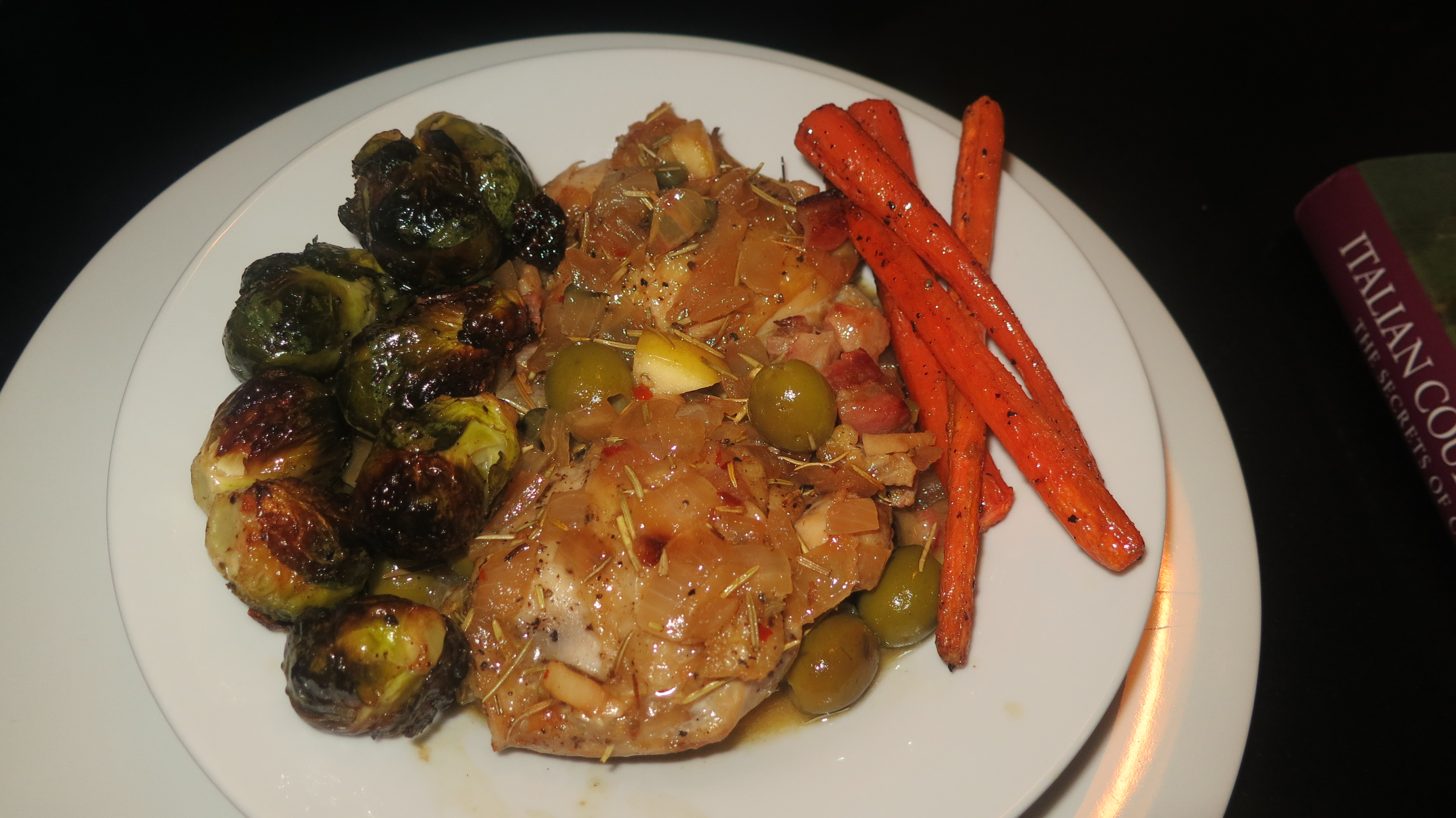 Hunter Style Chicken – NYC Fit Food Fashion!