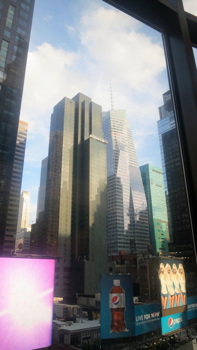 Mariott Times Square