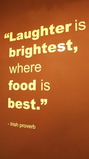 Food Quote of the Week