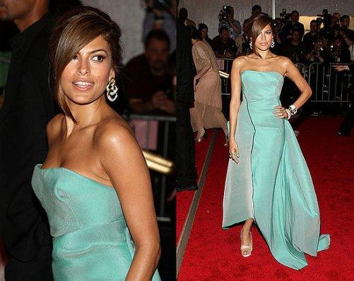 Inspiring Fashionista of the Week Eva Mendes