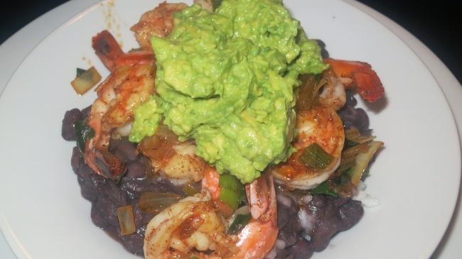 Amazing Shrimp Burrito Bowls
