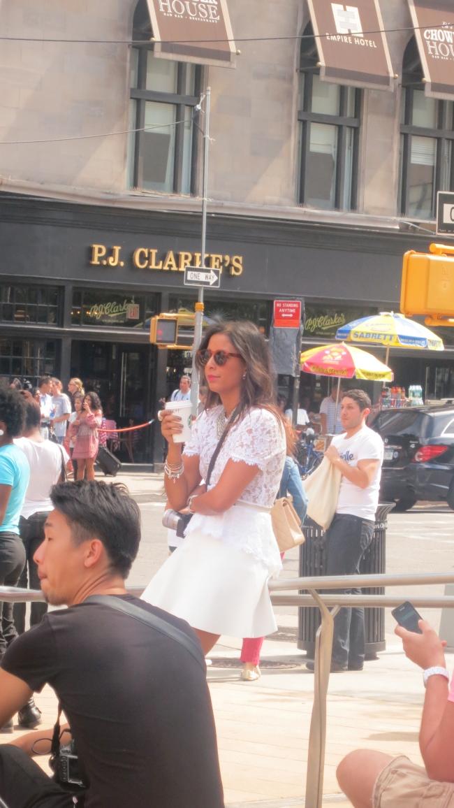 NYFW Street Fashions