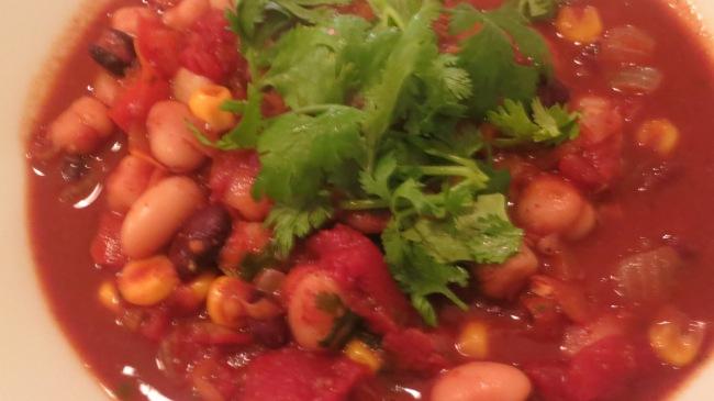 Clean Eating Veggie Chili