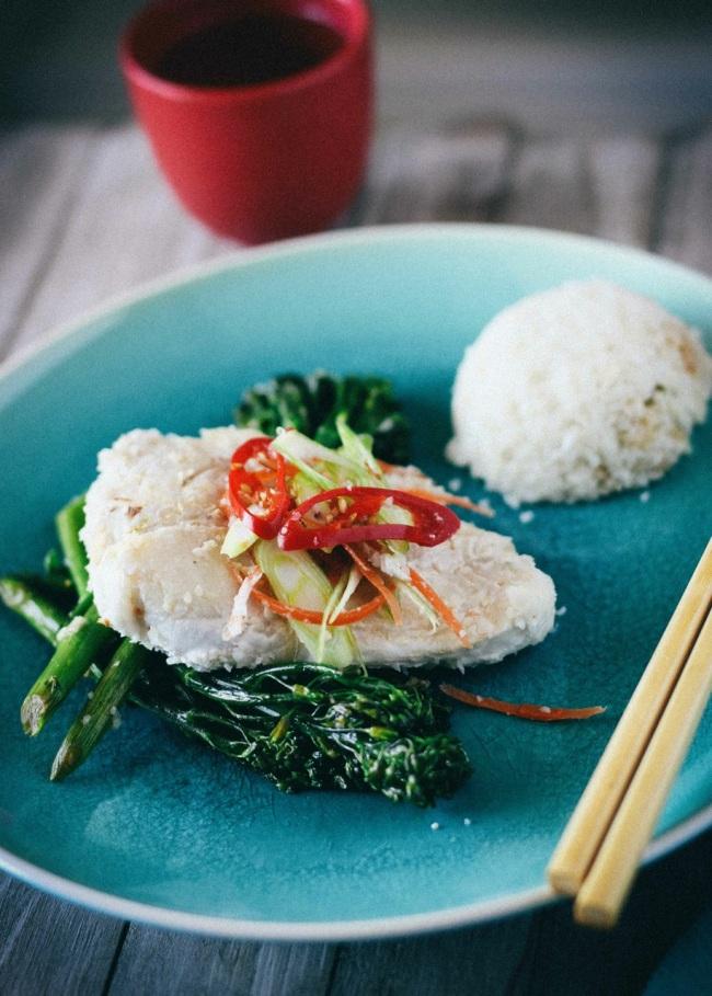Coconut Fish