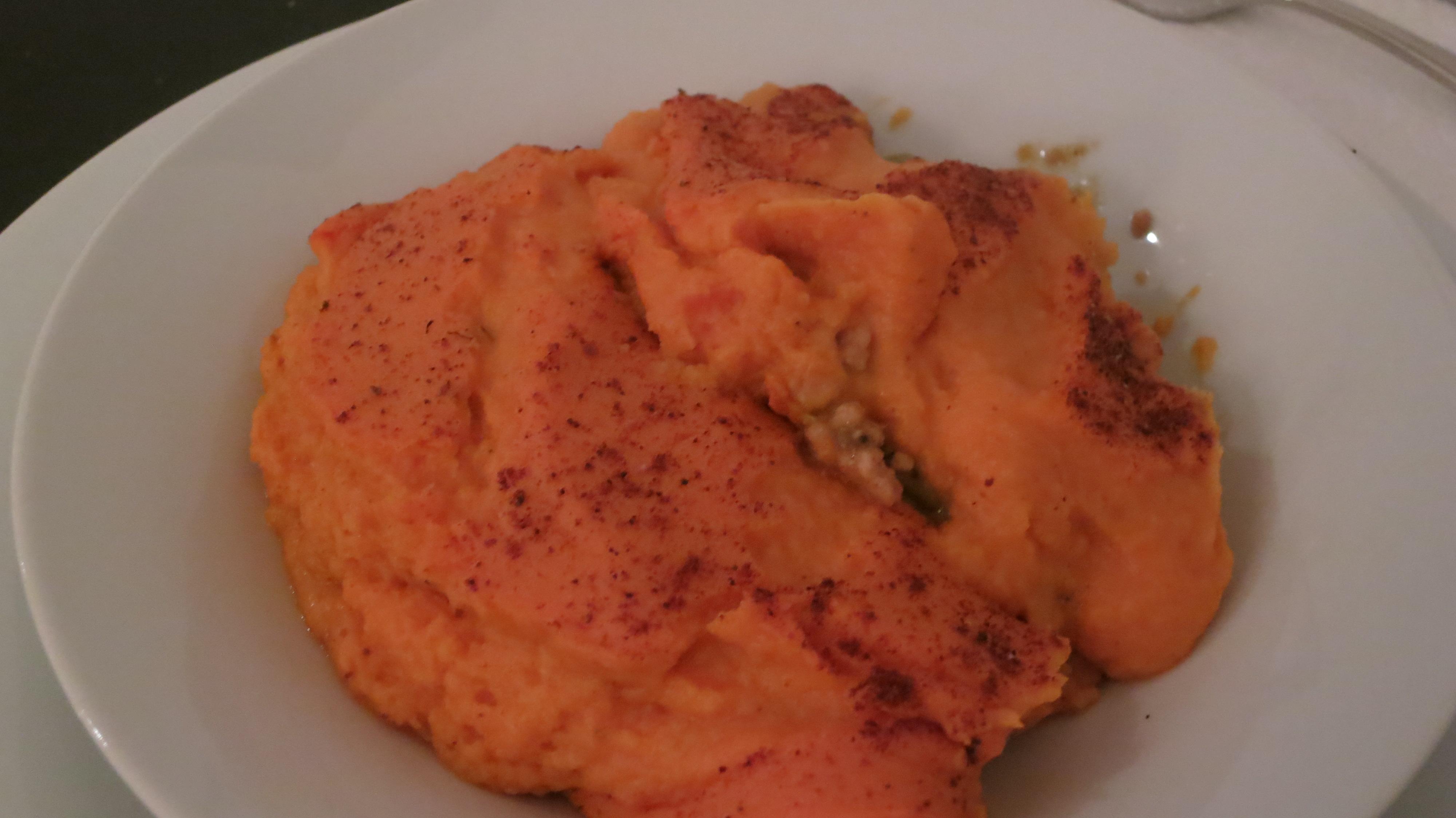 Sweet Potato Topping