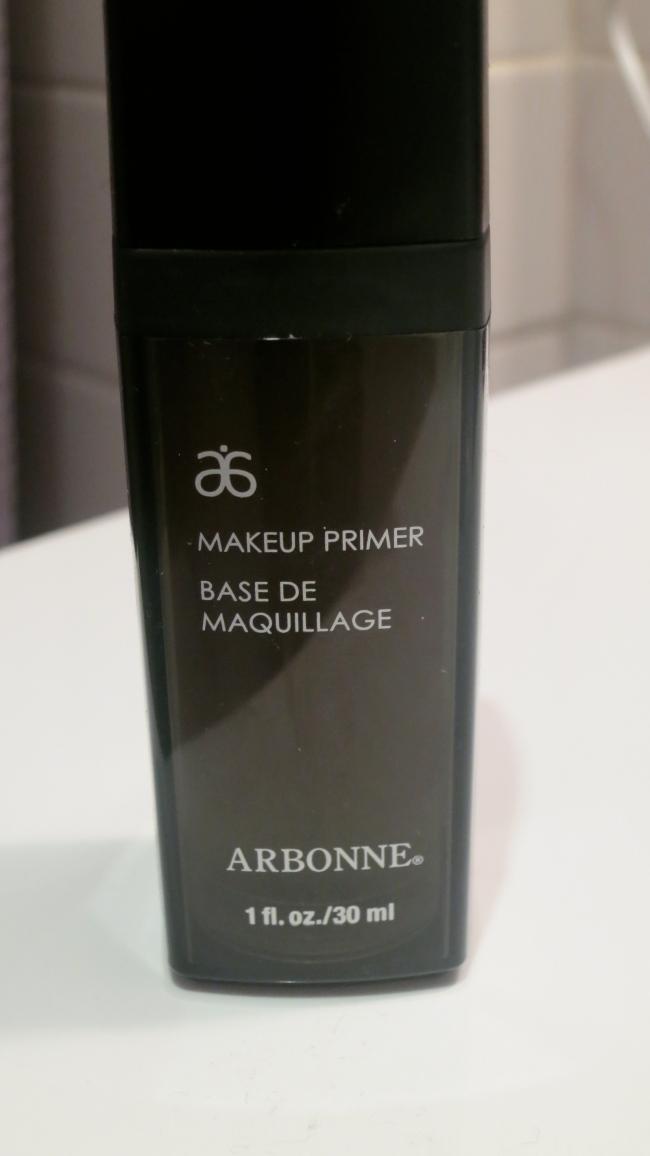 Arbonne Make Up Primer