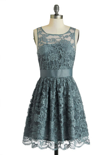 When the Night Comes Dress-ModCloth
