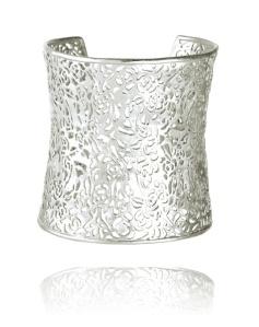 Kendra Scott Ainsley Cuff in Silver