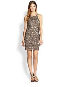 Parker - Audrey Beaded Dress