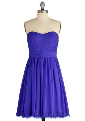 PurpleModCloth Dress