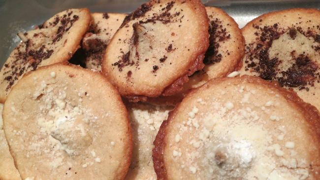 Valentine's Kiss Cookies